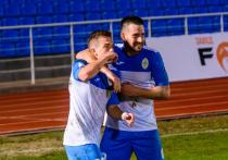 В матче со «Спартаком» из Нальчика в составе «Динамо» впервые на поле вышел Илья Кузьмичев.