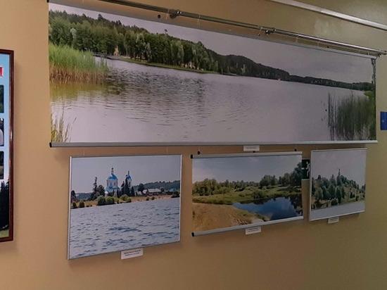 В библиотеке Марий Эл можно увидеть фотопанорамы с видами республики