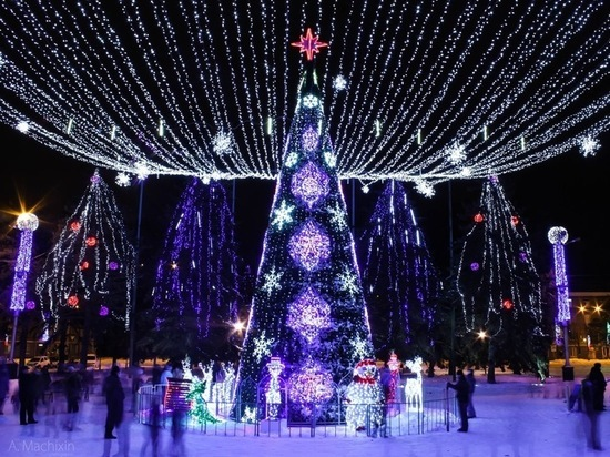Курск и Белгород попали в список самых популярных новогодних направлений для туристов