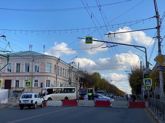 Движение по мосту на улице Ленина в Рязани закрыли до 25 декабря