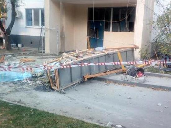 Жертвами нарушения техники безопасности стали двое строителей