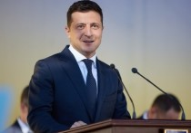 Зеленский предложил присвоить Донбассу особый статус