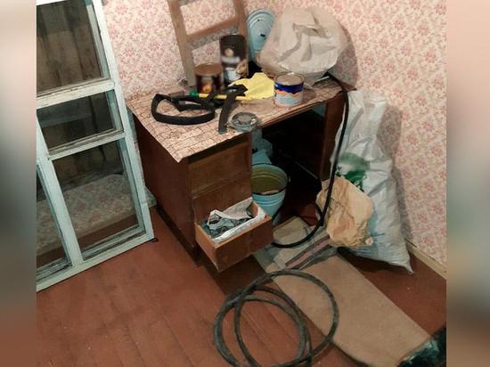 Нарколабораторию по изготовлению мефедрона накрыли псковские полицейские