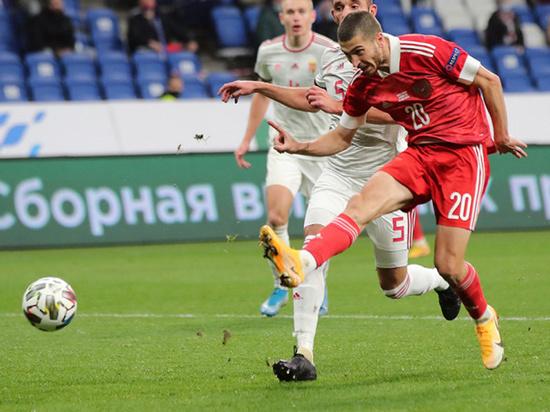 Итоги матча Россия - Венгрия