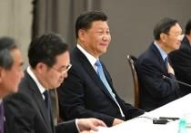Появилось видео яростно кашляющего Си Цзиньпина