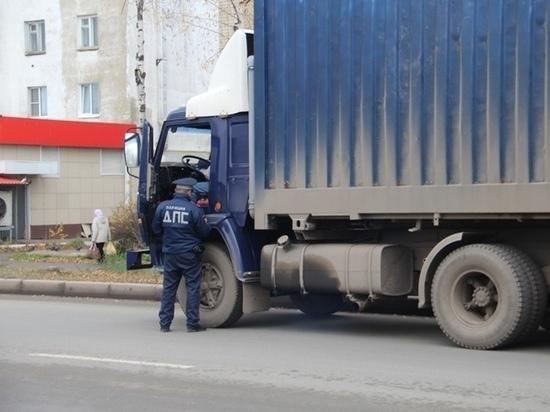 В Марий Эл по вине водителей грузовиков произошло 20 ДТП