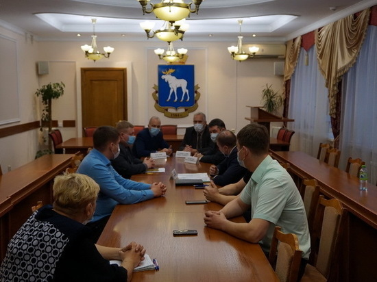 Ситуацию на водоканале обсудили в мэрии Йошкар-Олы