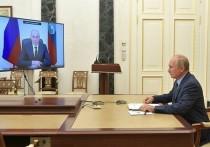 Путин отметил роль Темрезова в развитии социальной инфраструктуры КЧР