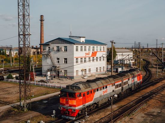 СвЖД завершила основные работы по реконструкции станции Войновка
