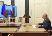 Темрезов доложил Путину о планах по снижению безработицы в КЧР