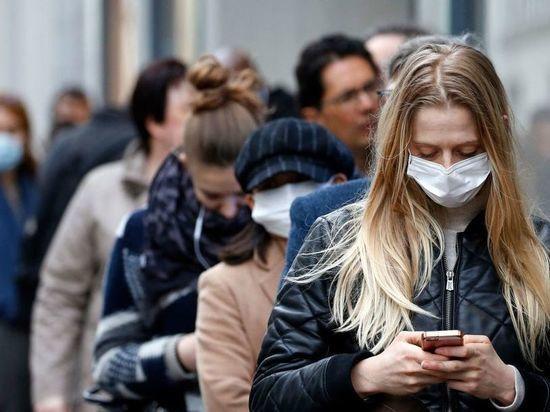 В США снова наблюдается рост случаев заболевания коронавирусом COVID-19: 36 штатов сообщают об увеличении количества заболевших