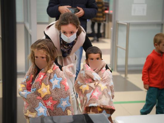 17 детей вернутся из Сирии в Дагестан