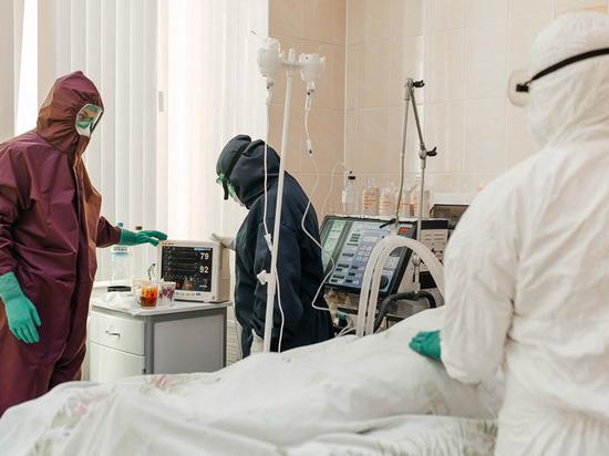 Число жертв коронавируса в Рязанской области достигло 55