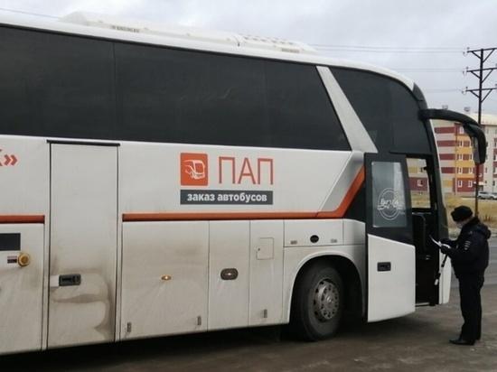 На Ямале ГИБДД выявила нарушения при перевозке пассажиров автобусами
