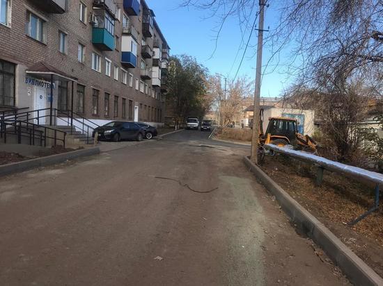 Жителям Медногорска ответили на жалобу по поводу ремонта одной из дорог