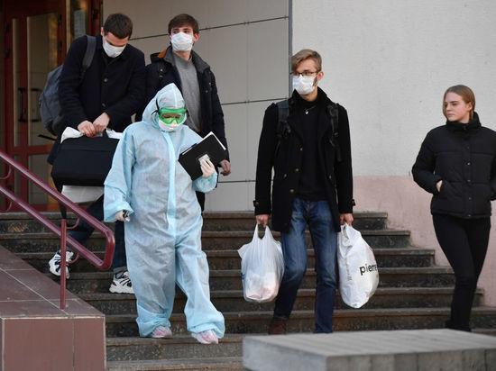Общежитие ЧГМА расселили из-за вспышки COVID-19