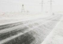 Штормовое предупреждение: на Ямале ожидается сильный порывистый ветер