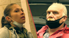 Москвичи носят маски в транспорте на усах, подбородке: главное - пройти