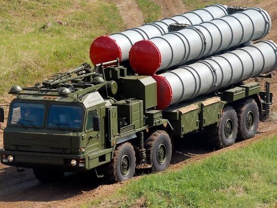 Появилось видео испытания Турцией российских С-400