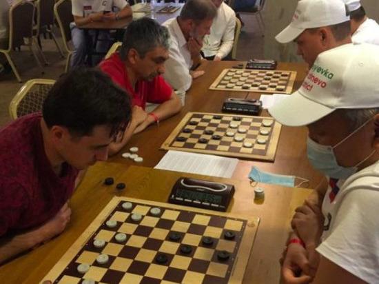 Туляки завоевали «золото» на международных соревнованиях по шашкам