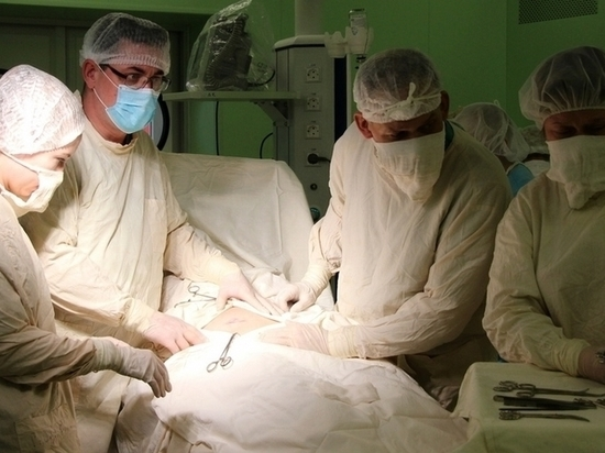 Врачи из Рязани прооперировали сердце через вену на ноге