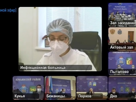"""Главврач псковской инфекционки: """"К нам попадают не по блату"""""""