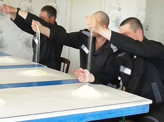 Чепецкие заключённые рассказали о своих чувствах манной крупой