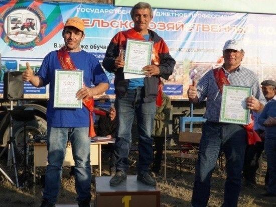 В Дагестане определили лучшего пахаря