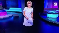 Британская ведущая появилась на телевидении без ног: видео