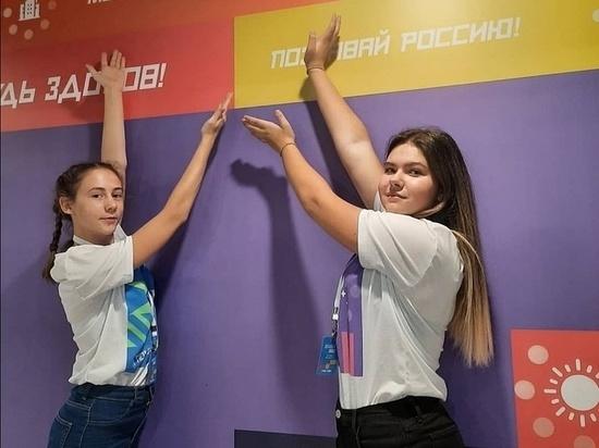 Школьница из Тверской области вышла в полуфинал «Большой перемены»
