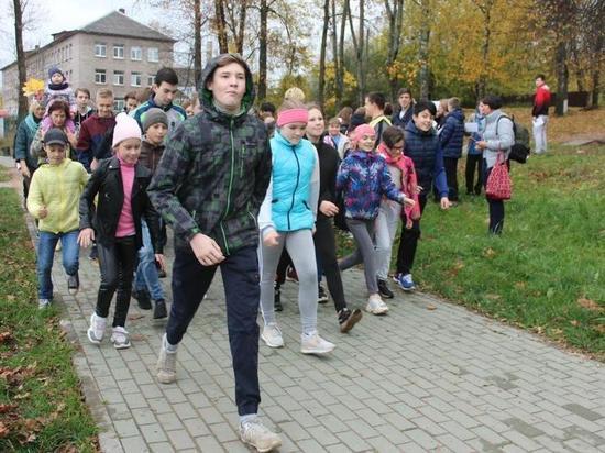 В «Дне ходьбы» приняли участие больше 90 жителей Бологовского района