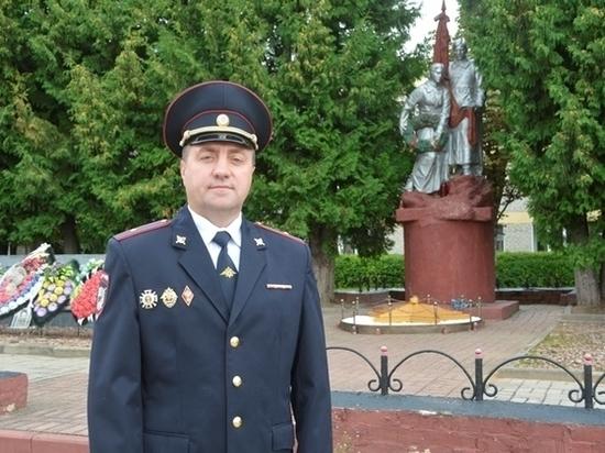 Руднянский Андрей претендует на звание лучшего участкового в России