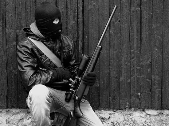 В Назрани блокировали нескольких боевиков