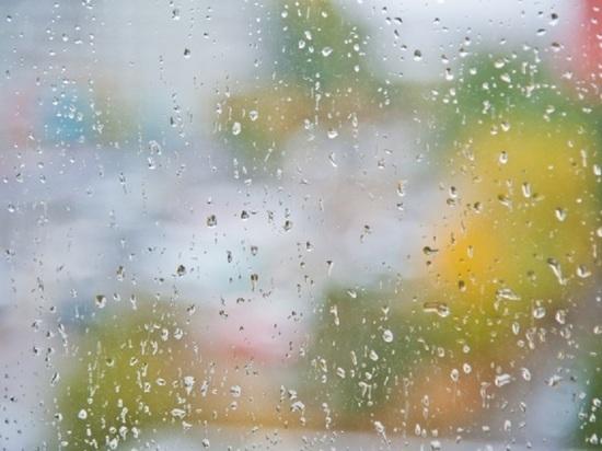 В конце недели волгоградцев ожидает небольшой дождь при +21°C
