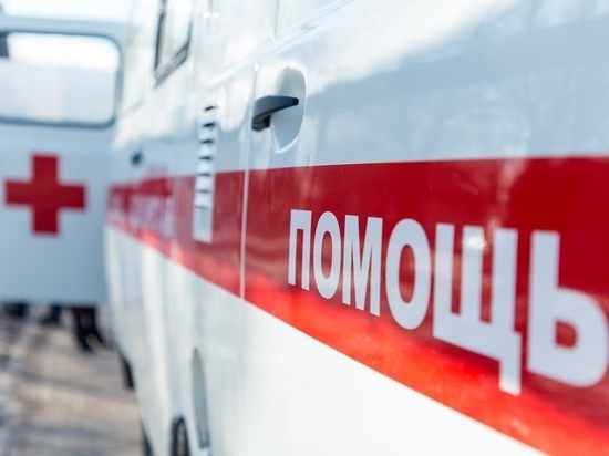 В ДТП в Волгограде пострадали двое маленьких детей