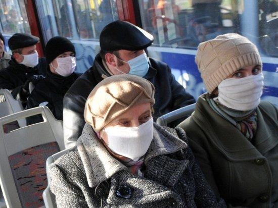 В Ивановской области ситуация с COVID-19 все хуже: для сдерживания роста заболеваемости в регионе введен тотальный масочный режим
