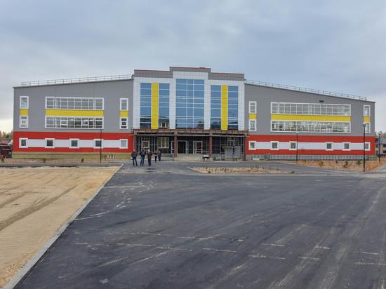 ФОК в Волжском районе Марий Эл должен быть достроен в ноябре