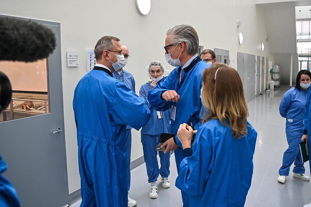 Не имеющие аналогов в России: в Калуге готовятся к выпуску инсулина четвертого поколения