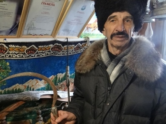 Волгоградский казак превратил свою дачу в музей