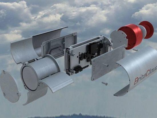 Стая беспилотников «слепит» радары зенитных ракетных комплексов
