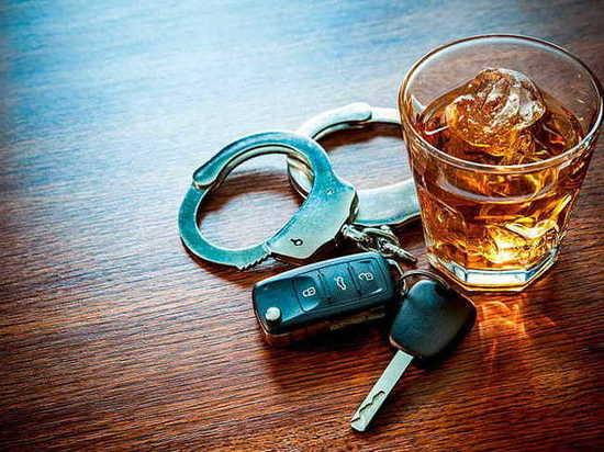 Под Тверью ловят пьяных водителей