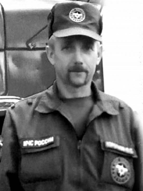 Калужский спасатель посмертно награжден орденом Мужества