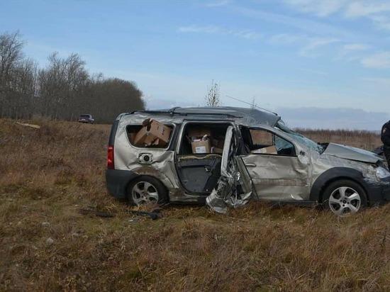 В Учалинском районе погиб водитель из-за непристегнутого ремня