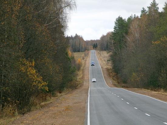 В районах Марий Эл отремонтировано 12 км автодорог