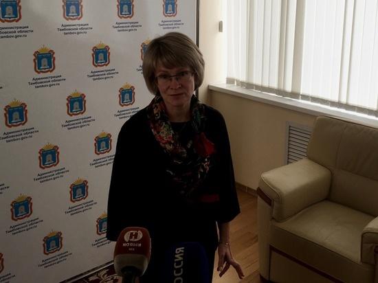 Основания для полного перевода школ Тамбовской области на дистанционное обучение отсутствуют