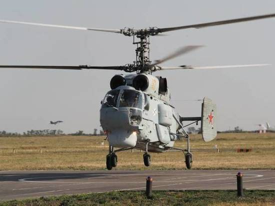 В России разрабатывают новый винтокрылый палубник для ВМФ