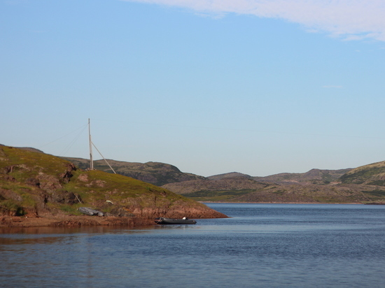 Природного парк будет создан в районе Териберки