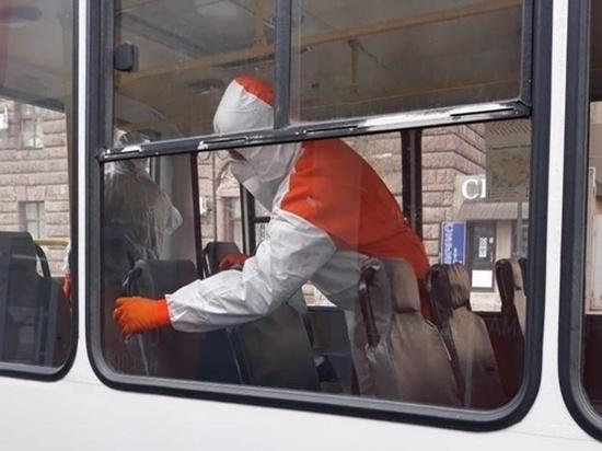 Маршрутную сеть оптимизируют в Ростове из-за коронавируса