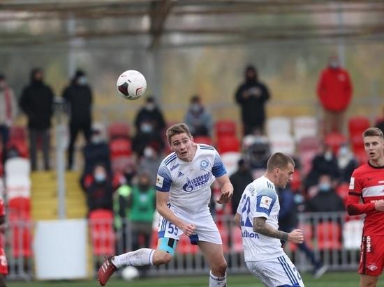 Оренбургская футбольная команда разгромила столичный «Спартак-2»