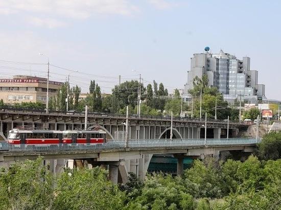 С 20 октября скоростной трамвай в Волгограде изменит маршрут